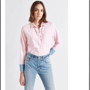 Current/Elliot Victor Shirt. Size M. NWT. $228